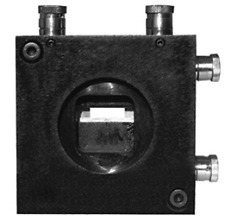 Adjustable Slits, with Micrometer