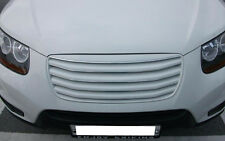 Front Radiator Grill Phantom Black - NKA For 10 11 12 Hyundai Santa Fe The Style