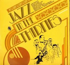 JAZZ IN THE THIRTIES various SHB 39 uk emi retrospect series DOUBLE LP PS EX/EX