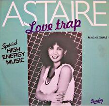 ++ASTAIR love trap/instrumental MAXI 1984 PROMO BARCLAY EX++