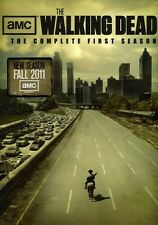 Walking Dead: The Complete First Season [2 Discs] (2011, DVD NEUF) WS (RÉGION 1)