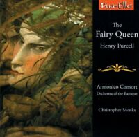 enry Purcell - Purcell - The Fairy Queen [CD]