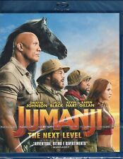 Jumanji: the next level (2020) Blu Ray