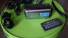 Sony HDR TD20 td 20 td-20ve high definition full hd 64gb GPS 3D camcorder.