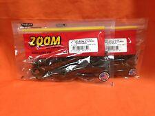 """Zoom 8"""" Magnum Lizard (9cnt) #033-147 Avocado (2 Pcks)"""