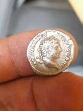 Monnaie Empire Romain Denier Caracalla 3,17g Argent