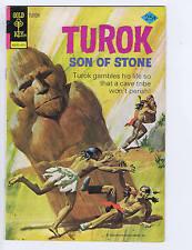 Turok Son of Stone #92 Gold Key Pub 1974