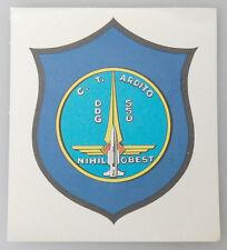 (PRL) MARINA MILITARE NAVE C.T. ARDITO DDG 550 ADESIVO STORICO ITALIAN NAVY 1978
