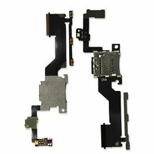 HTC One M9+ Plus Power Volume Button Flex Cable SD Memory Card Tray Holder Slot