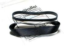 2x Rollei Griff-Gummi für Entfernung und Blende  - rubber grip rings (NEU)