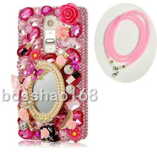 Glitter Luxury Bling Gems Diamonds Soft phone Case Cover For Samsung Galaxy #1