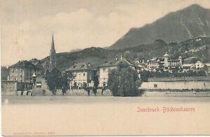 INNSBRUCK - Buchsenhausen - Austria - udb (pre 1908)