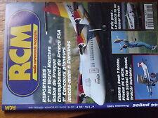 $$2 Revue RCM N°176 PLan encarte Bearcat  Pardines  Dash 7  Pilatus PC 6