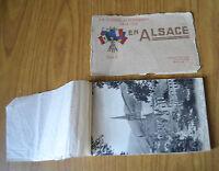 LIBRETTO 18 CARTOLINE LA GUERRE EUROPEENNE 1914 1916 EN ALSACE NON VIAGGIATE