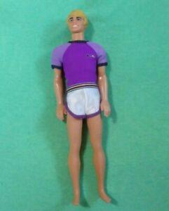 Vintage Ken Doll - Superstar Era Blonde Ken Doll
