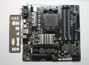 Genuine Gigabyte GA-78LMT-USB3 mATX Motherboard AM3+ 4xDDR3 PCI PCIe Radeon HDMI