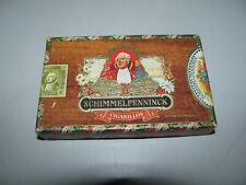 Vintage Schimmelpenninck 5 Cigarillos Paper Box In Good Condition