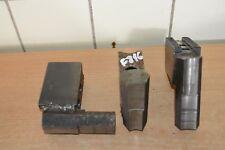 F816 Satz Weiche Backen SCHUNK KM-WB 102 Spannbacken Aufsatzbacken 1,5mmx60°
