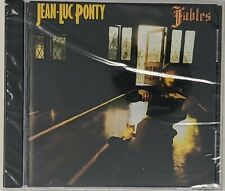Jean-Luc Ponty  Fables : RARE CD reissue on Wounded Bird NEW / SEALED
