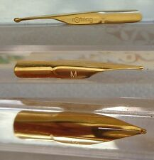 rotring Füllfederhalter ( M ) Ersatzfeder vergoldet ( Passt in den 600 Newton )