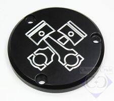 COPERCHIO Motore in Alluminio Nero-Pistons-YAMAHA XVS 1100 Drag Star/BT 1100 Bulldog
