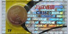 BB CR1620-1 MAXELL Lithium Batteries