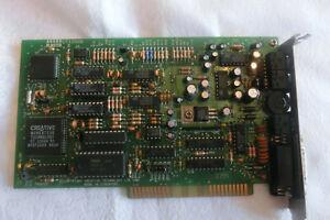 Soundblaster SB 2.0 CT1350B incl. CM/S-Chips