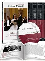 19 Dvd Box Cofanetto Lotto Stock IL CINEMA DI LUCHINO VISCONTI serie completa