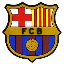 FC Barcelona Crest licensed rubber fridge magnet    (spg)