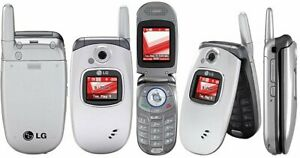 LG VX5300  (Verizon) FLIP Cellular Phone