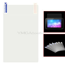 5x Useful Clear LCD Screen Protector Guard Film Cover for 7inch Tablet New