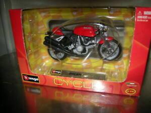 1:18 Bburago Ducati Sport 1000 rot/red OVP
