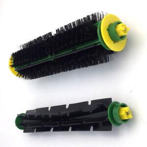For iRobot Roomba 500 Series Bristle Brush&Flexible Beater Brush Clean 551 561