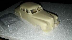 1/32-resin body car- CHRYSLER NEW YORKER  version Carrera Panamericana 50