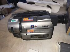 Sony Handycam Vision Ccd-Trv85 Video Hi 8 Camcorder Camera 72X Steady Shot