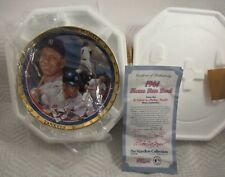 "1995 The Hamilton Collection Mickey Mantle Plate No. 0971B 6 1/2"" Diameter"