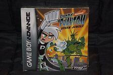 Danny Phantom: Urban Jungle (Nintendo Game Boy Advance, GBA SP) New Sealed