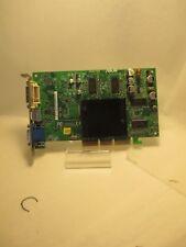 HP 5187-3703 Asus v9520/128m AGP Video Card READ DESCRIPTION