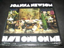 3 CD Box Set NEU + OVP Have One On Me Joanna Caroline Newsom psychedelic folk