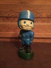 Vintage University Of Oklahoma Plastic Football Bobble Head