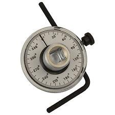 Medidor de Angulo Goniometro para llave dinamometrica