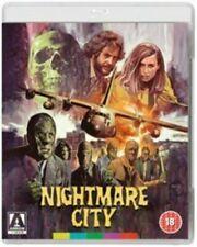 Nightmare City Blu-ray DVD UK BLURAY