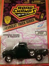 1953 Chevy 3100 Pickup Truck 1996 Road Champs Chevrolet Truck Series 1:43