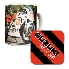 Suzuki RGV500 Mug & Coaster