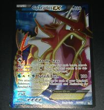 Gyarados EX 114/122 XY BreakPoint FULL ART Ultra Rare NEAR MINT Pokemon Card