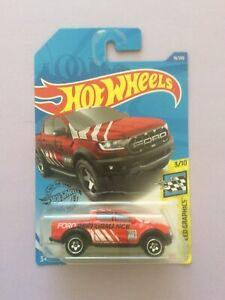 2020 Hot Wheels '19 Ford Ranger Raptor Ford Performance HW Speed Graphics #76