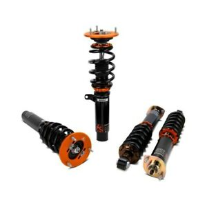 A32 Replacement for Nissan Maxima Aluminum Scaled Coilover Kit Set Blue Spring