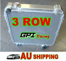 3row new Aluminum Radiator for Toyota Hilux surf KZN130 1KZ-TE 3.0 TD 93-96