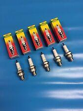 5x Zündkerze für Simson  MZ Isolator M14 - 280 Schwalbe Habicht S51 KR51 Tuning