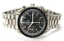 OMEGA SPEEDMASTER REDUCED AUTOMATIK EDELSTAHL VINTAGE - 100% ORIGINAL